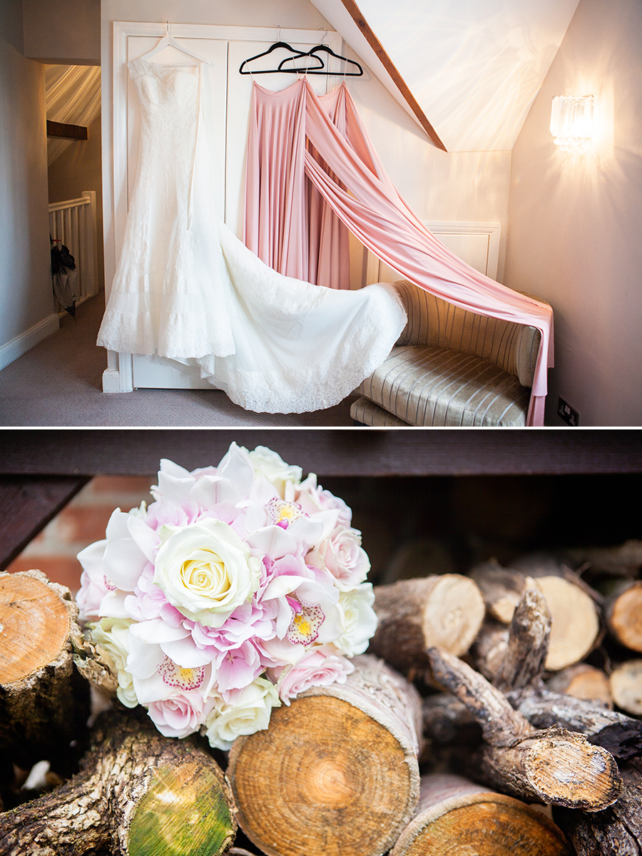 Sanctum on the Green, Wedding Dress, Bridesmaids dresses, pastel wedding, wedding bouquet, wedding flowers