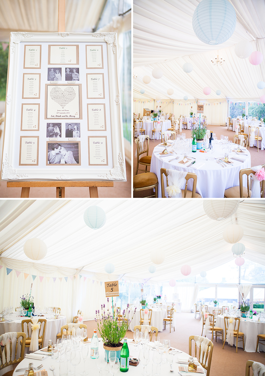 Sanctum on the Green Wedding Photographer , Sanctum on the Green Wedding, Sanctum on the Green, wedding marquee, pastel wedding, wedding lanterns, wedding room photos, wedding room layout, wedding table plan, wedding table plan ideas