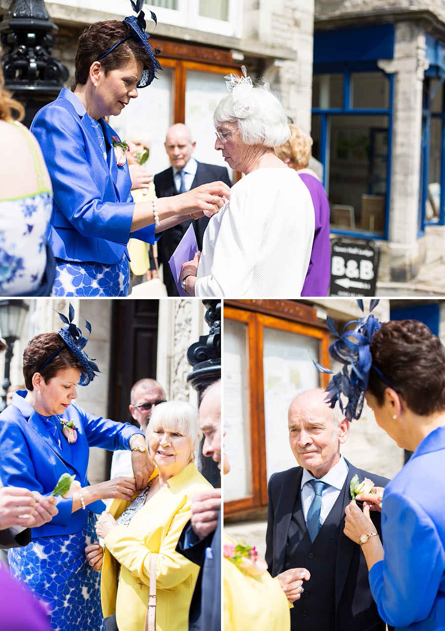 Swanage Town Hall Wedding Photos -006
