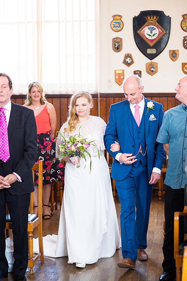 Swanage Town Hall Wedding Photos -011