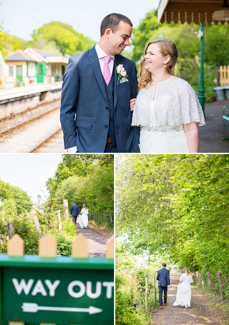Swanage Town Hall Wedding Photos -034