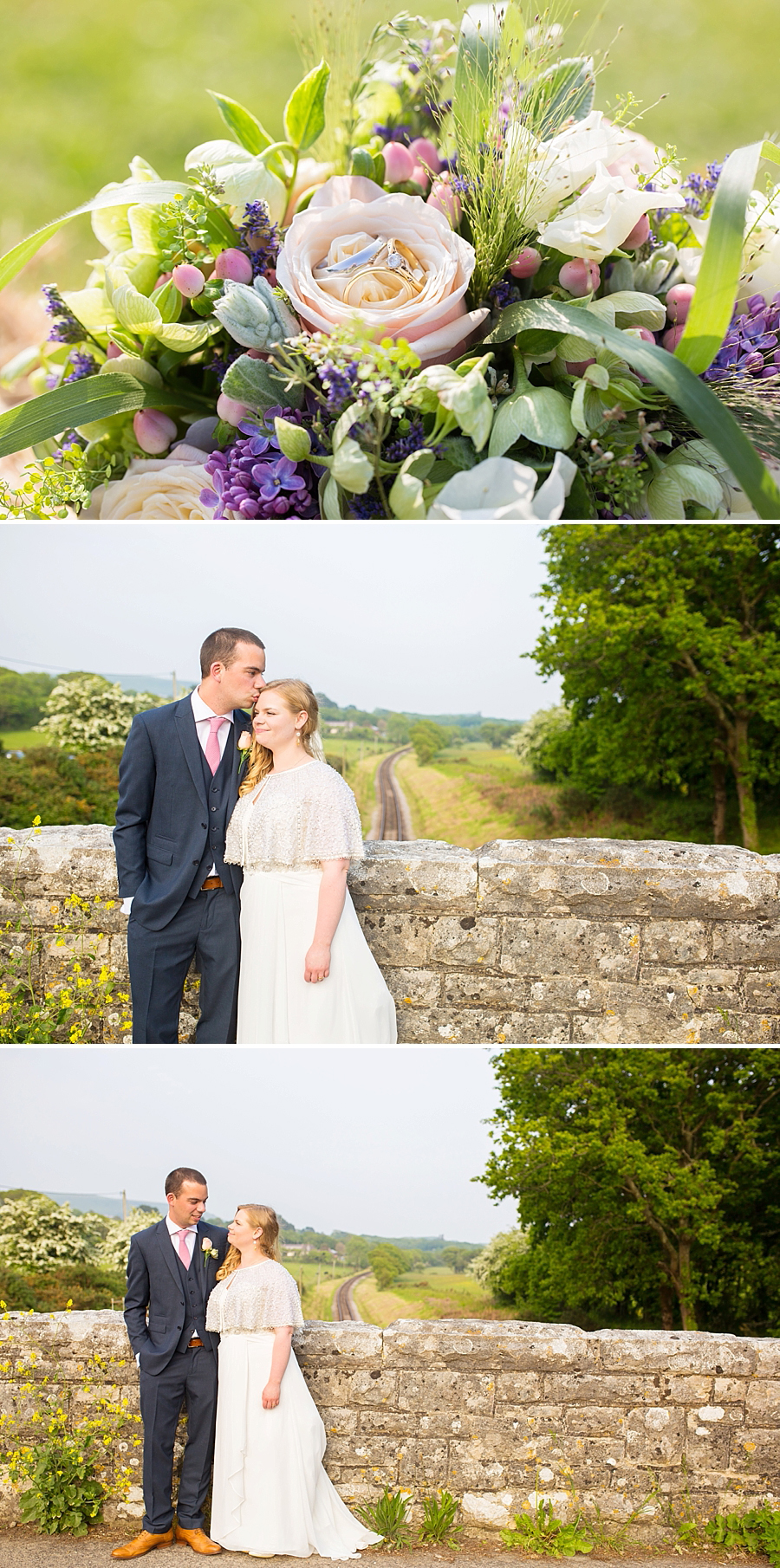 Swanage Town Hall Wedding Photos -046