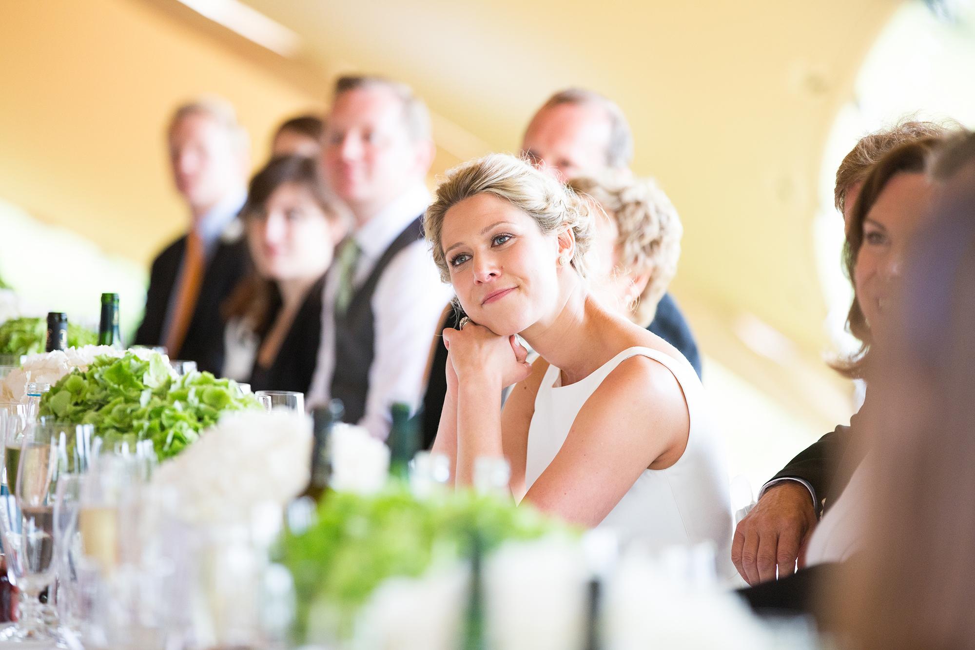 Natural wedding photographer