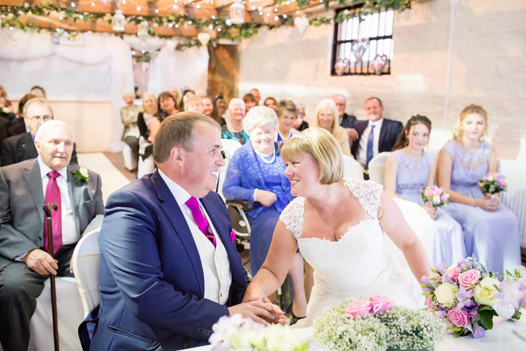 The Talbot Inn Ripley Wedding Photographer