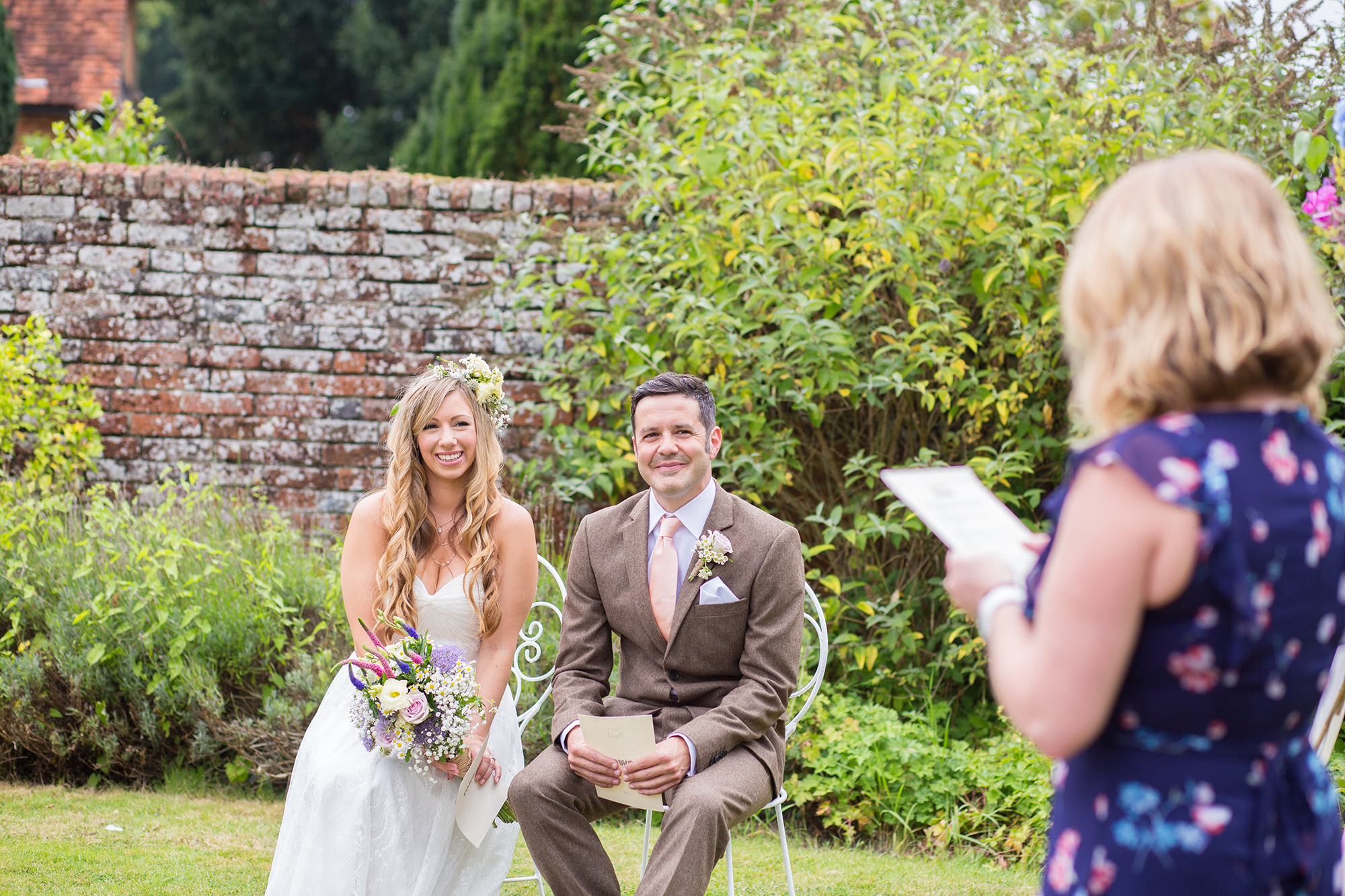 Natural Wedding Photographer Surrey