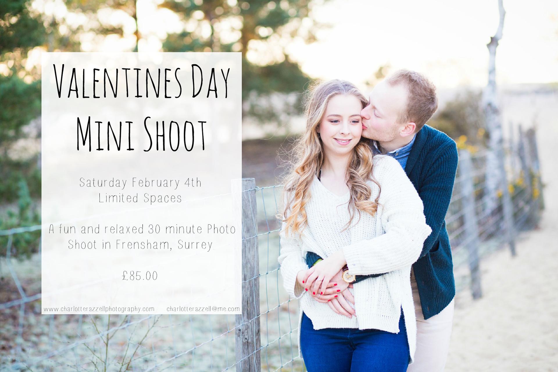 Valentines Day Photographer