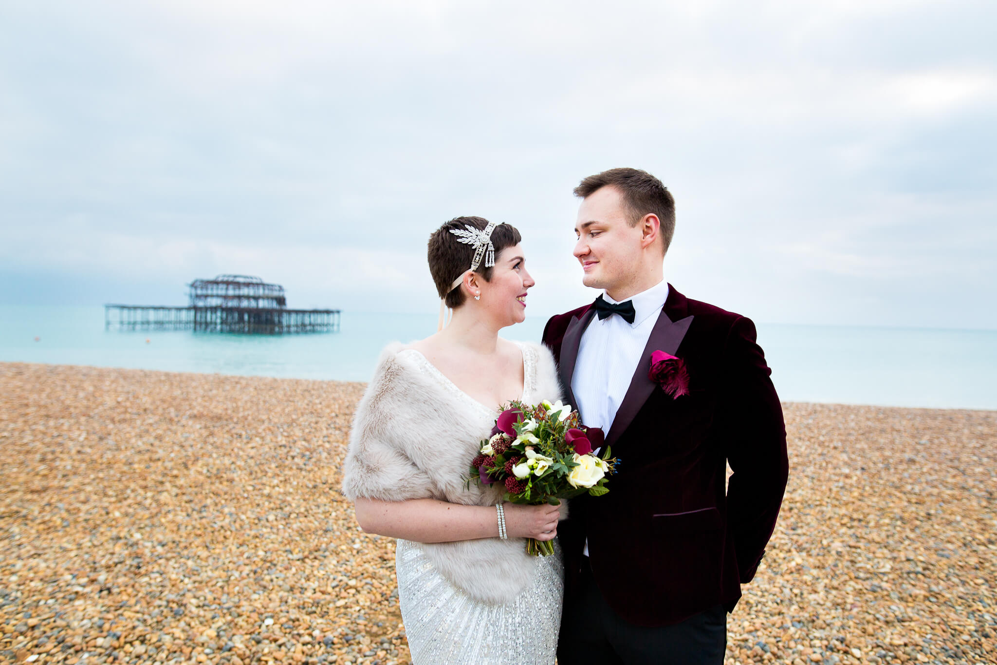 Brighton Wedding Photos