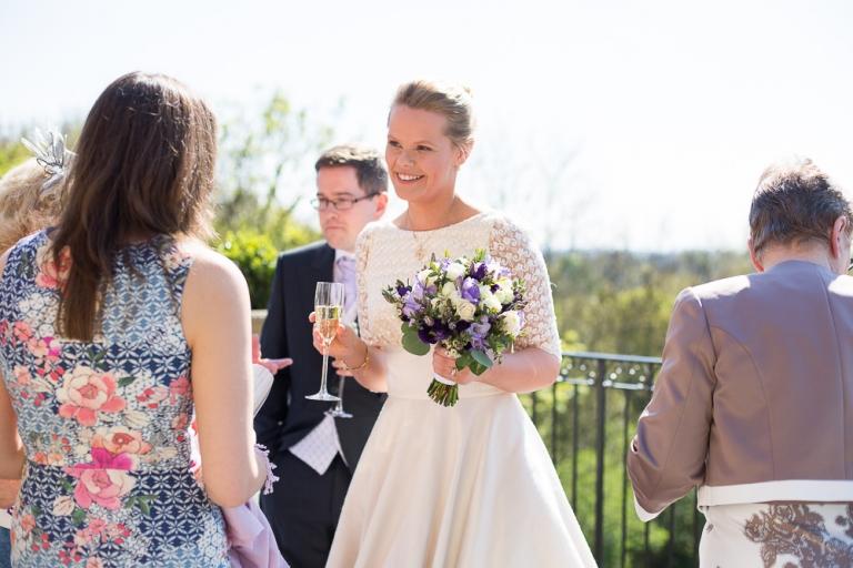 Claire Marc The Petersham Hotel Wedding