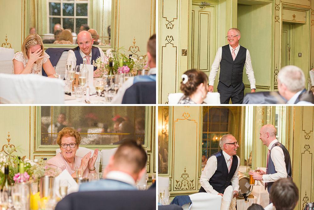 Wedding Speeches at Hotel Du Vin Tunbridge Wells