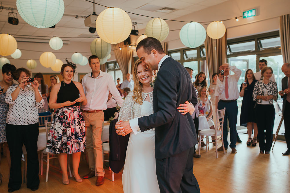first dance at Harmans Cross Village Hall