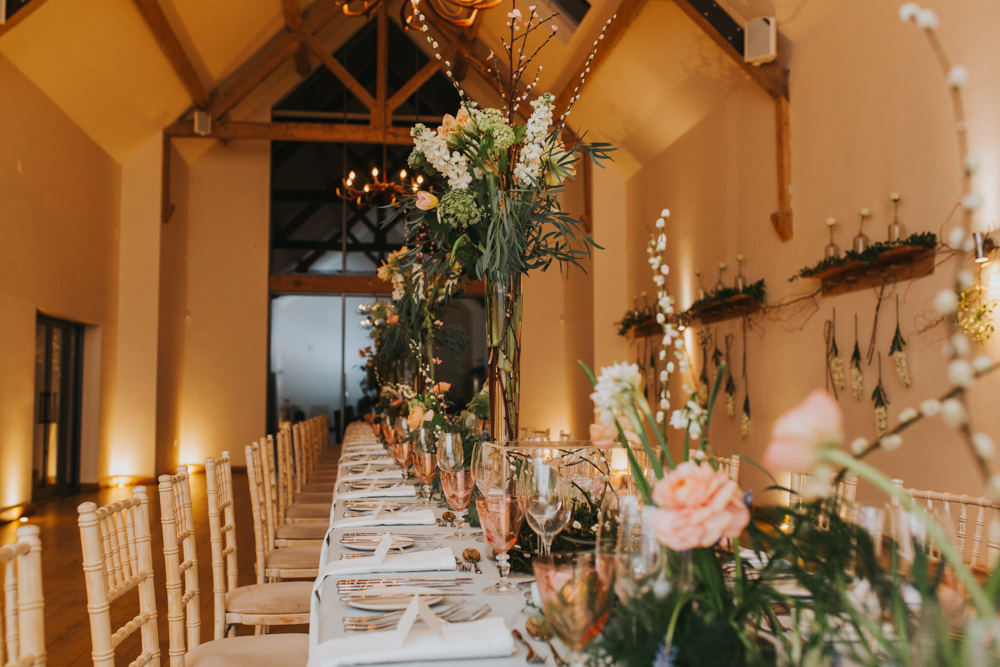 Millbridge Court Wedding Styling