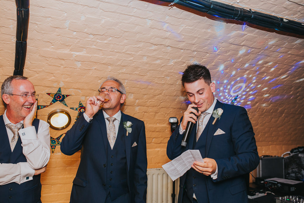 funny wedding day speech