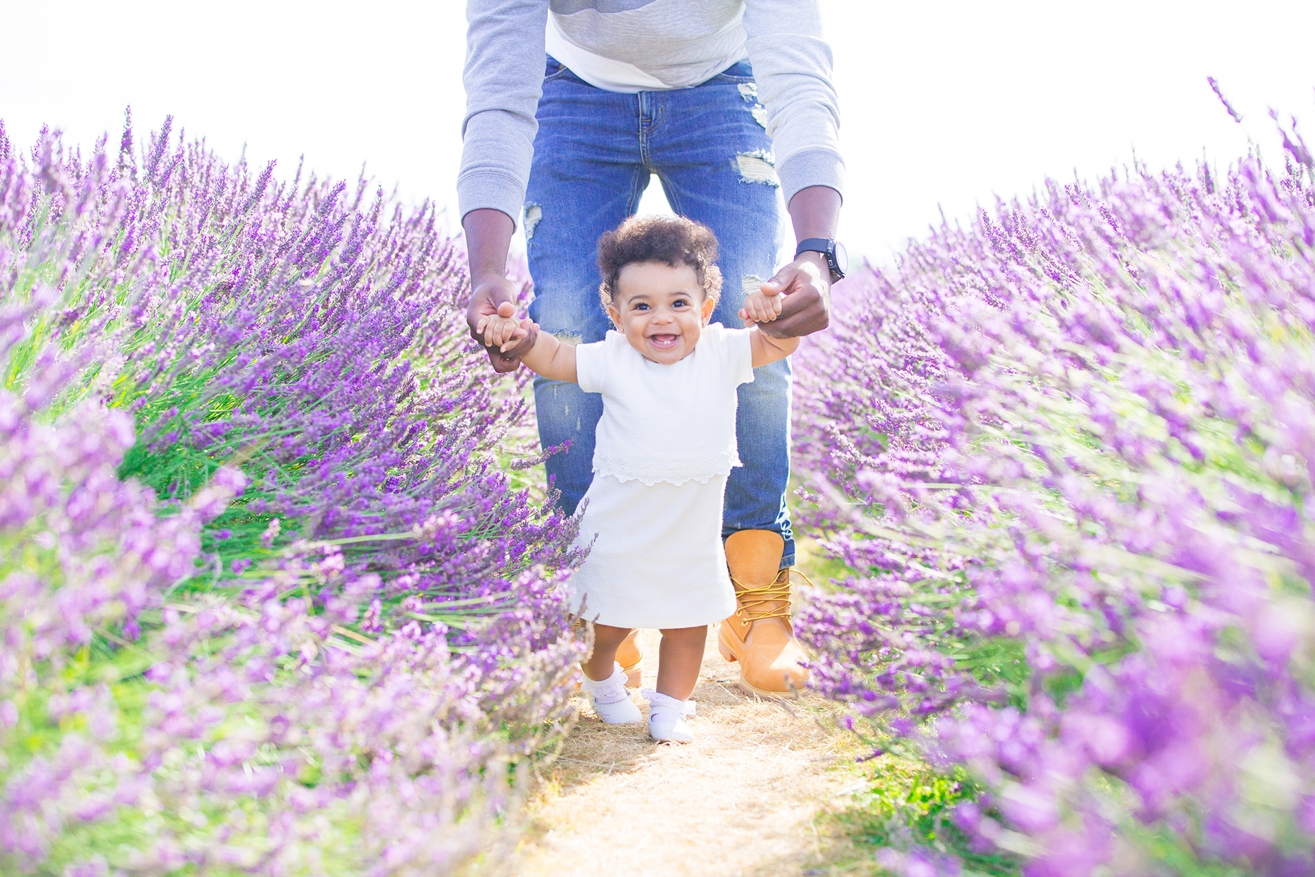 Natural family photographer Guildford