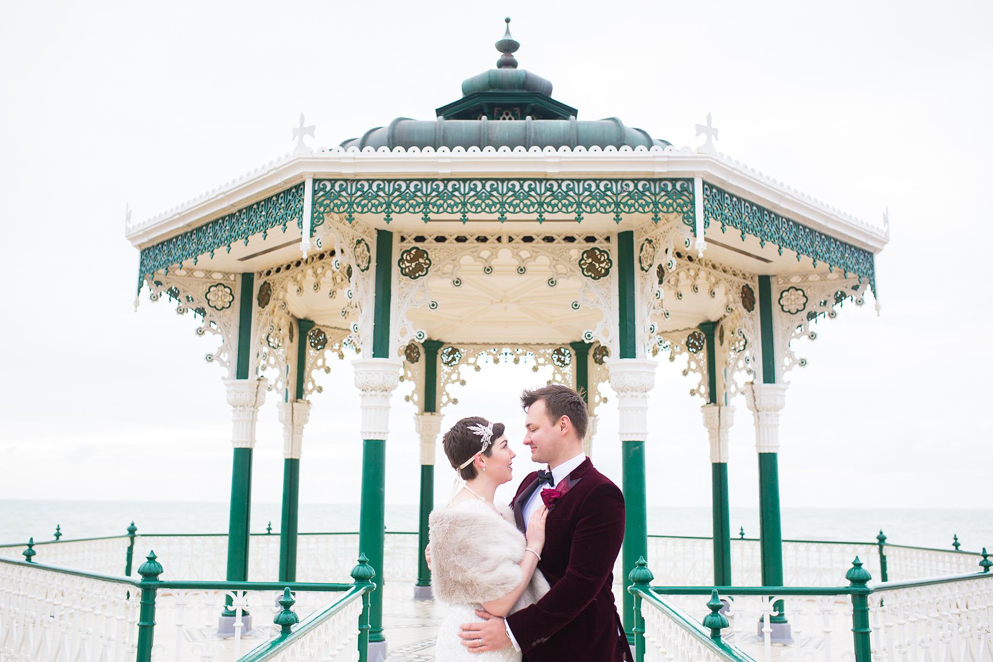 Wedding Photos in Brighton