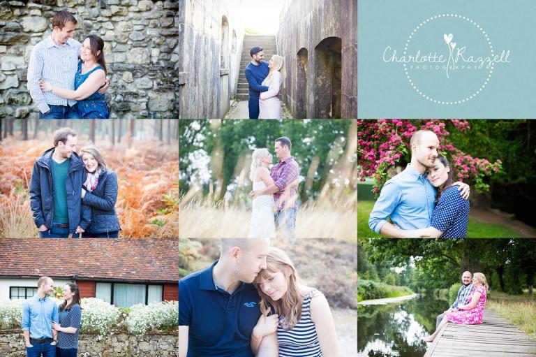Surrey Couple Shoot Photos