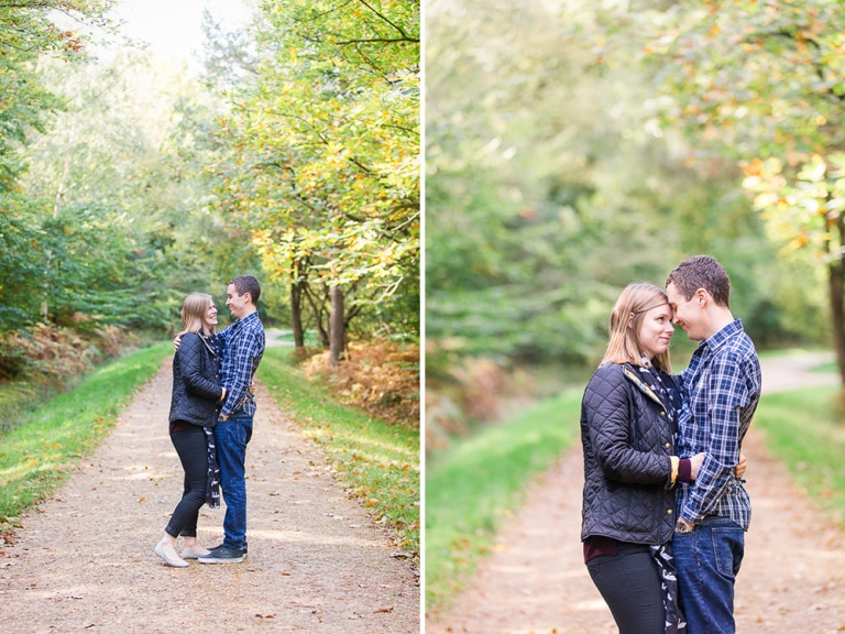 Forest Engagement photos in Surrey