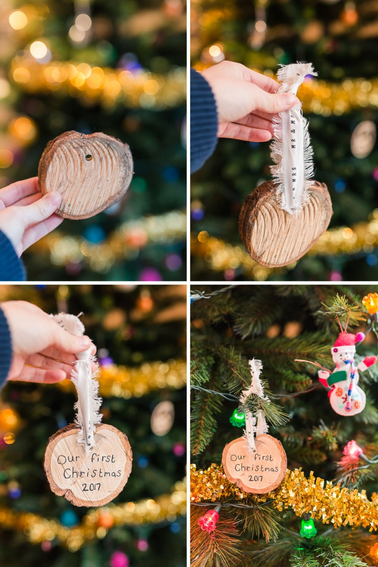 wedding Christmas diy