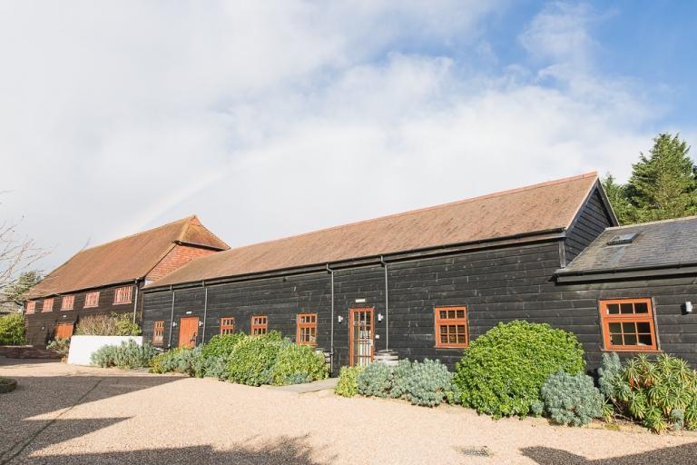 barn wedding venue in surrey gate street barn